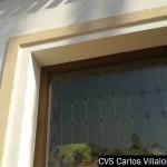 Molduras en ventanas