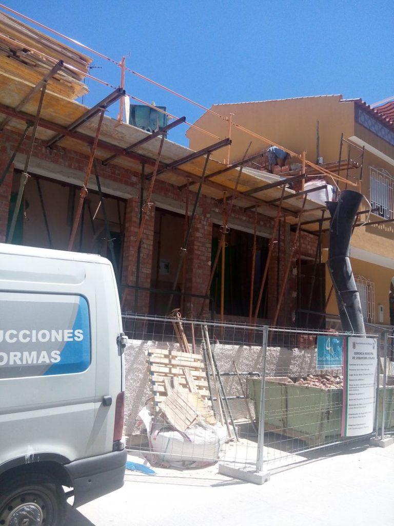 ampliación de vivienda en malaga